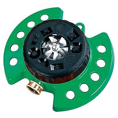 Dramm Corporation 15024 ColorStorm Nine Pattern Turret Sprinkler, Green