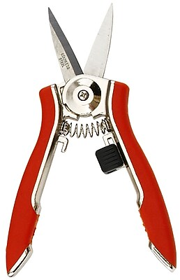 Dramm 60-18021 Compact Shears with Steel Handle, Red