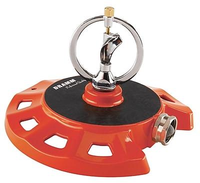 Dramm Corporation 10-15071 ColorStorm Spinning Sprinkler, Red