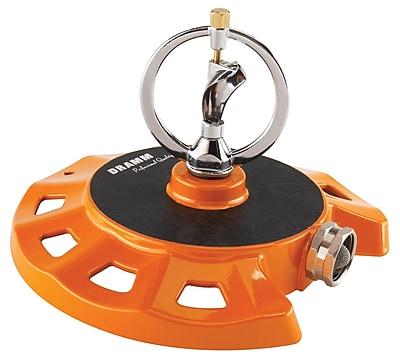 Dramm Corporation 10-15071 ColorStorm Spinning Sprinkler, Orange