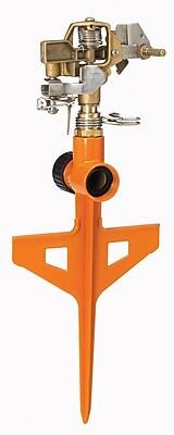 Dramm Corporation 10-15062 ColorStorm Stake Impulse Sprinkler, Orange