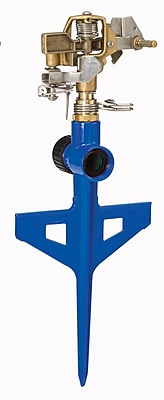 Dramm Corporation 10-15065 ColorStorm Stake Impulse Sprinkler, Blue