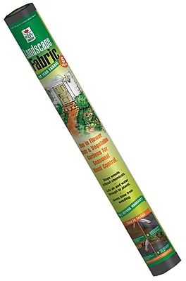 Easy Gardener 22234MJ 3' x 50' 15-Year Landscape Fabric