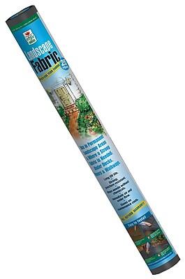 Easy Gardener 22509 25-Year Landscape Fabric, 4' x 100'
