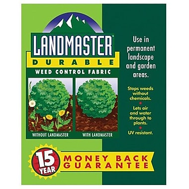 Easy Gardener 301 Landmaster Durable Weed Control Fabric