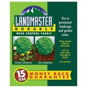 Easy Gardener 301041 3' x 50' Landmaster 15-Year Durable Weed Control Fabric