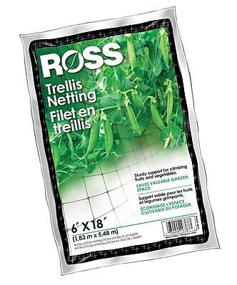 Easy Gardener weedblock 16387 Trellis Netting, 6' X 18'