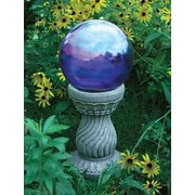 Echo Valley 9178 Serpentine Globe Pedestal
