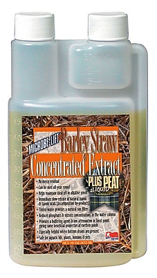Microbe Lift/Ecological Labs BSEP16 Concentrated Barley Straw Extract Plus Peat, 16 oz.
