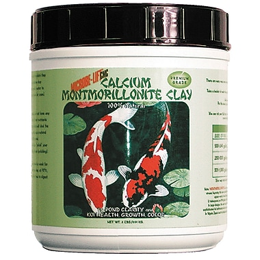 Microbe Lift/Ecological Labs MLKKB2 Calcium Montmorillonite Clay, 2 lbs.
