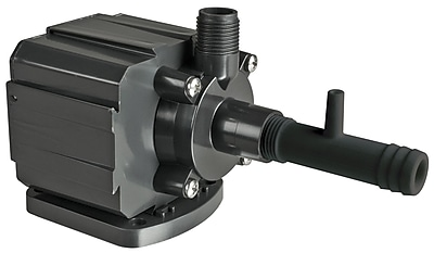 Danner 40122 Supreme Hydroponics Utility Pump, 250 GPH
