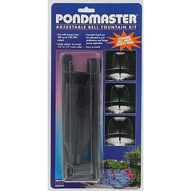 Danner/Pondmaster 02088 Bell Fountain Head Kit
