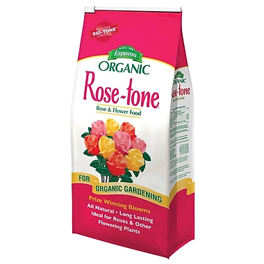 Espoma RT4 Organic Rose Tone Plant Food, 4 lbs.
