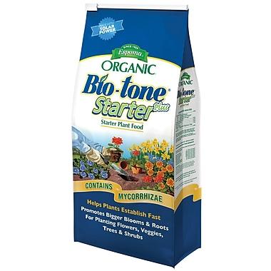 Espoma BTSP18 Organic Starter Plus Bio Tone Starter, 18 lbs.