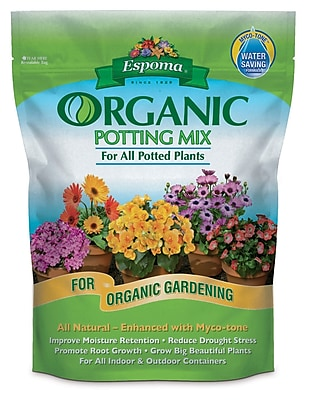 Espoma AP16 Organic Potting Mix, 16 qt.