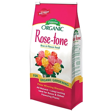 Espoma RT18 Organic Rose Tone Plant Food, 18 lbs.