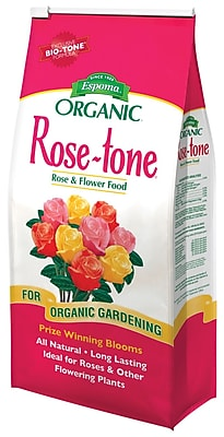 Espoma RT18 Organic Rose Tone Plant Food, 18 lbs.