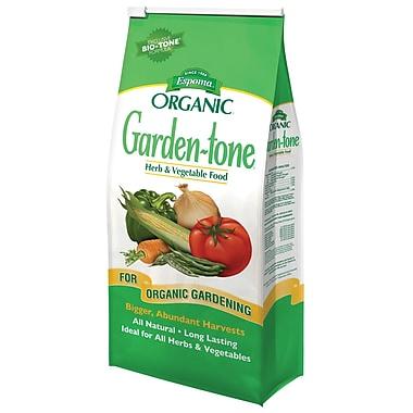 Espoma GT36 Organic Garden Tone, 36 lbs.