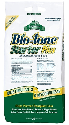 Espoma BTSP25 Bio-tone Starter 4-3-3