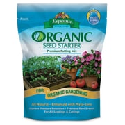 Espoma SS16 Organic Seed Starter Premium Potting Mix, 16 qt.