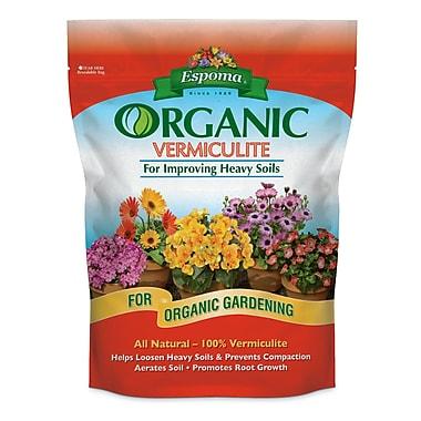 Espoma VM1 Organic Vermiculite, 1 cu. ft.