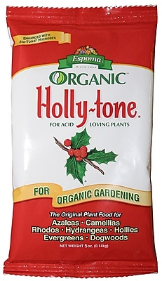 Espoma HT5OZ Organic Holly Tone Fertilizer, 5 oz.