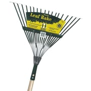 "FlexRake CF20 20"" Spring Action Leaf Rake"