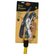 "Flexrake 1610FLX Pass-Thru Tree Pruner with 12' Telescoping Pole & 13"" Saw"