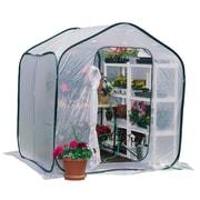 Flowerhouse FHSP300 6.5'H x 6'W x 6'D Portable Springhouse