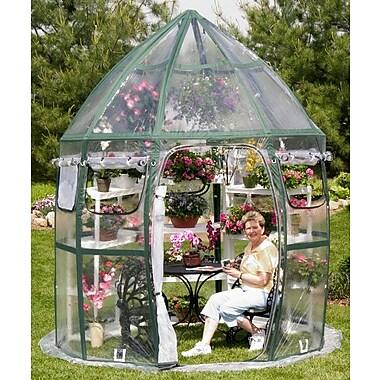 Flowerhouse FHCV900 10'dia x 10'H Conservatory Portable Greenhouse