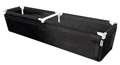 Geopot PL72X16X14 Raised Planter Bed, 72