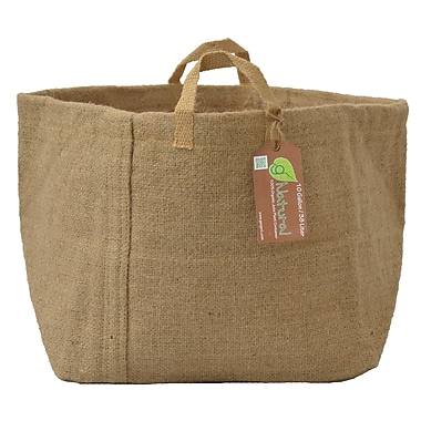 Geopot G-Natural Jute Plant Container
