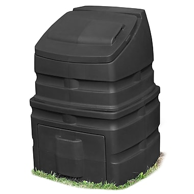Good Ideas EZCB-BLK 12 cu.ft. Compost Wizard Standing Bin