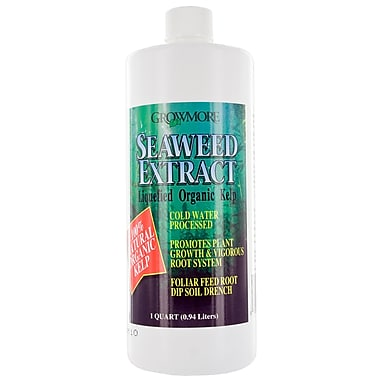 Grow More 6048 Liquid Seaweed Extract, 32 oz.