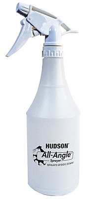 Hudson 62227 White All Angle Handheld Sprayer, 24 oz.