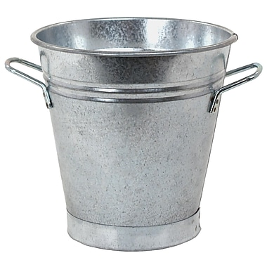Houston International 8135 Galvanized French Pail