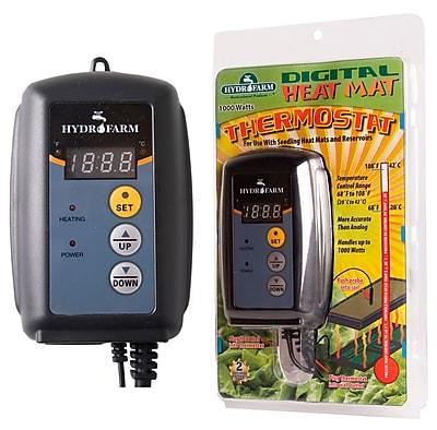 Hydrofarm MTPRTC Digital Thermostat