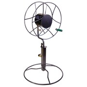 Lewis Tools For Life SRPB-360 Free-Standing Hose Reel with Patio Base