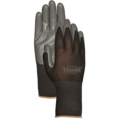 Bellingham Glove NT3700BKL Black Nitrile, Large