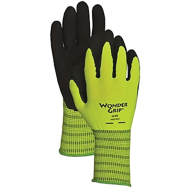 Wonder Grip WG310XS Green Polyester, X-Small