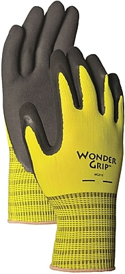 Wonder Grip WG310XL Green Polyester, XL