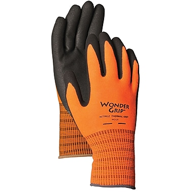 Wonder Grip WG520XL Orange Acrylic, XL