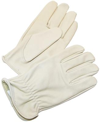 Bellingham Glove C2355M Womens Grain Cowhide Leather Drivers Gloves, Medium