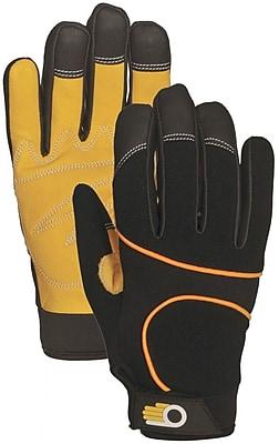 Bellingham Glove C7780M Black Leather, Medium