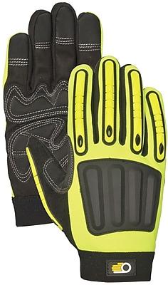 Bellingham Glove C7998L Green Leather, Large