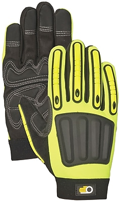 Bellingham Glove C7998XL Green Leather, XL