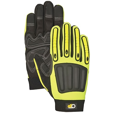 Bellingham Glove C7998XXL Green Leather, XXL