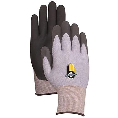 Bellingham Glove C4400L Gray Nitrile, Large