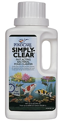 Pondcare 248G Simply Clear Water Clarifier, 32 oz.