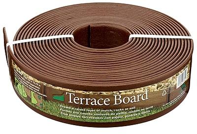 Master Mark Plastics 93340 Terrace Board Landscape Edging, 3